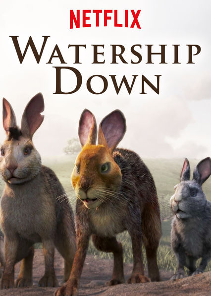 Watership Down on Netflix USA