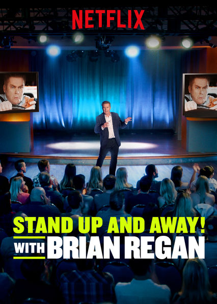 Stand Up and Away! with Brian Regan