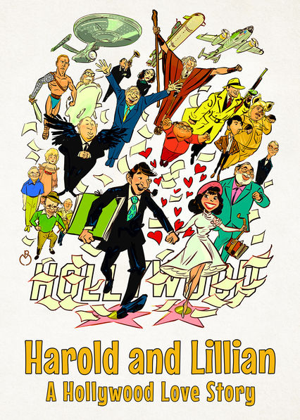 Harold and Lillian: A Hollywood Love Story on Netflix USA