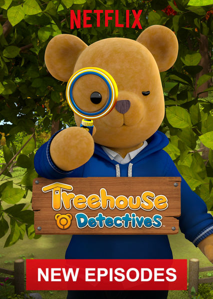 Treehouse Detectives on Netflix USA