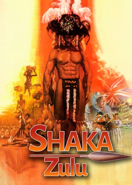 Shaka Zulu on Netflix USA