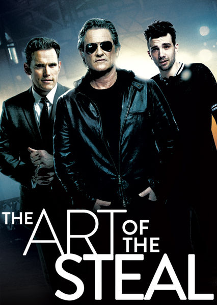 The Art of the Steal on Netflix USA
