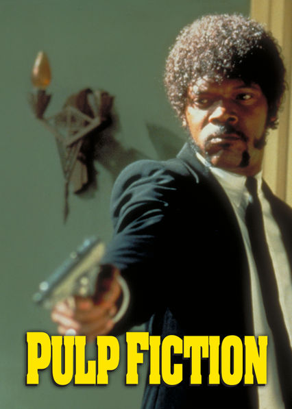 Pulp Fiction on Netflix USA