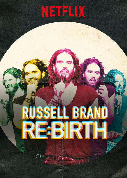 RUSSELL BRAND: RE:BIRTH on Netflix USA