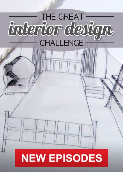 Great Interior Design Challenge on Netflix USA