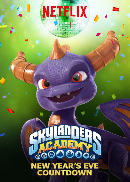 Skylanders Academy: New Year's Eve Countdown on Netflix USA