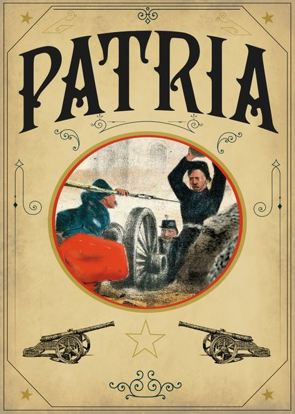 Patria on Netflix USA
