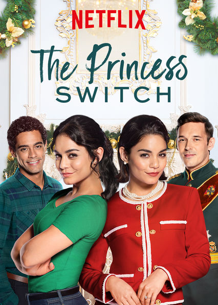 The Princess Switch on Netflix USA