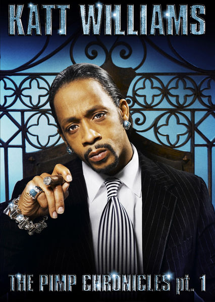 Katt Williams: The Pimp Chronicles: Pt. 1 on Netflix USA
