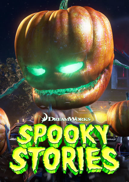 DreamWorks Spooky Stories on Netflix USA