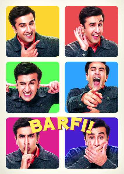 Barfi! on Netflix USA