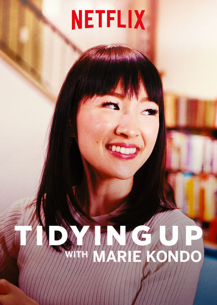Tidying Up with Marie Kondo on Netflix USA