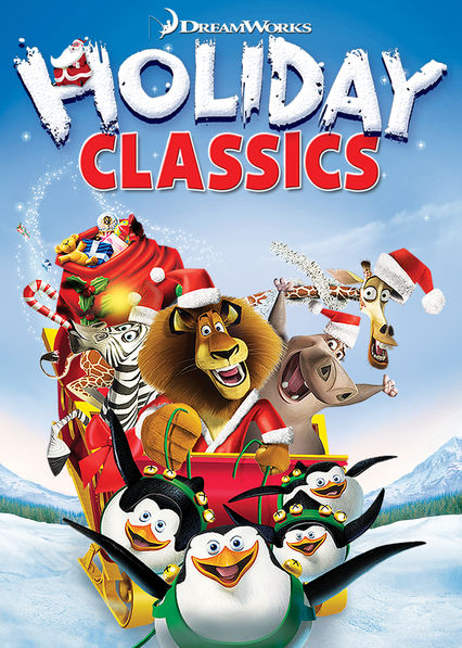 DreamWorks Holiday Classics on Netflix USA