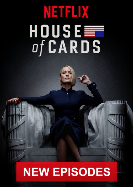 House of Cards on Netflix USA