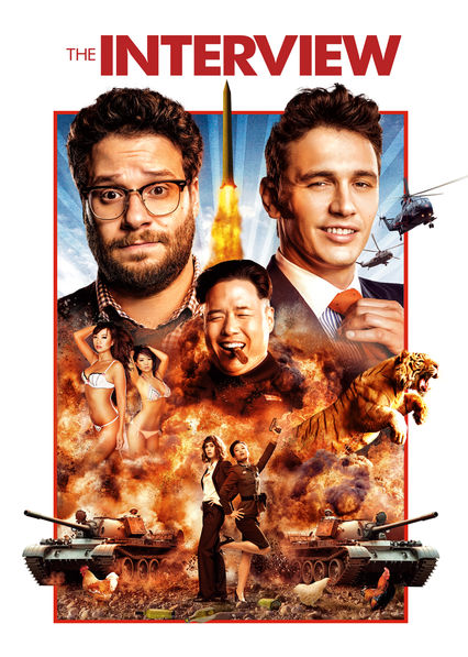 The Interview on Netflix USA