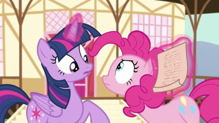 Pinkie pie s guide to dating greek