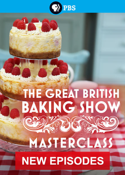 The Great British Baking Show: Masterclass on Netflix USA