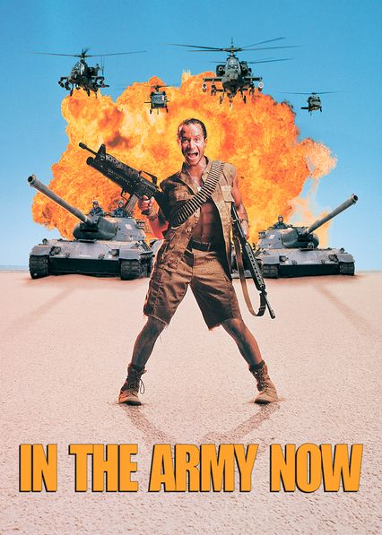 In the Army Now on Netflix USA