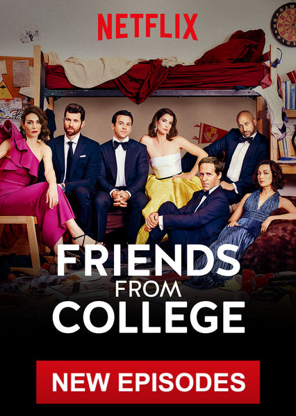 Friends from College on Netflix USA