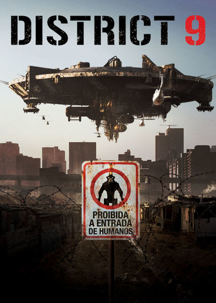 District 9 on Netflix USA