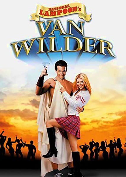 Van Wilder: Party Liaison on Netflix USA