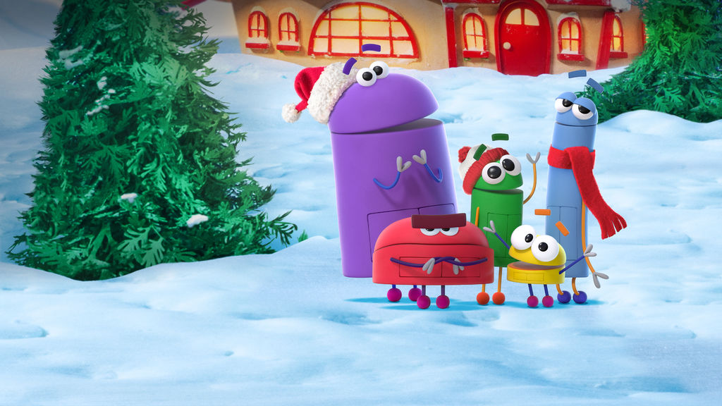 A StoryBots Christmas   Netflix Official Site