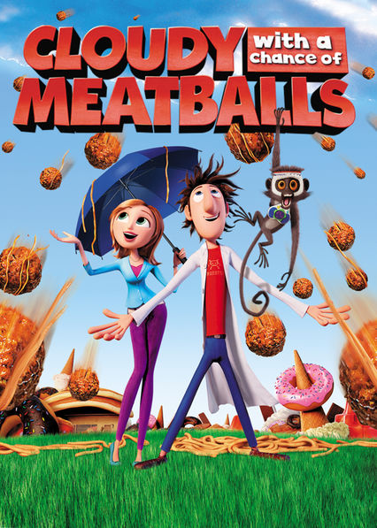 Cloudy with a Chance of Meatballs on Netflix USA