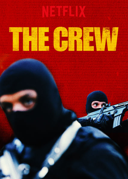 The Crew on Netflix USA