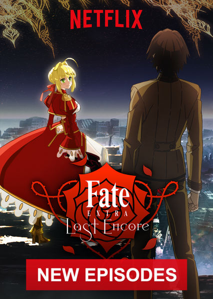 Fate/EXTRA Last Encore on Netflix USA
