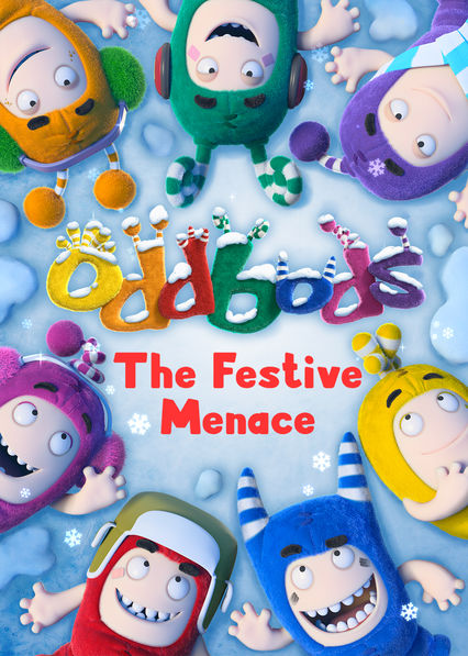 Oddbods: The Festive Menace