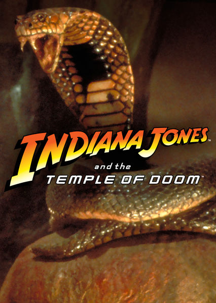 Indiana Jones and the Temple of Doom on Netflix USA