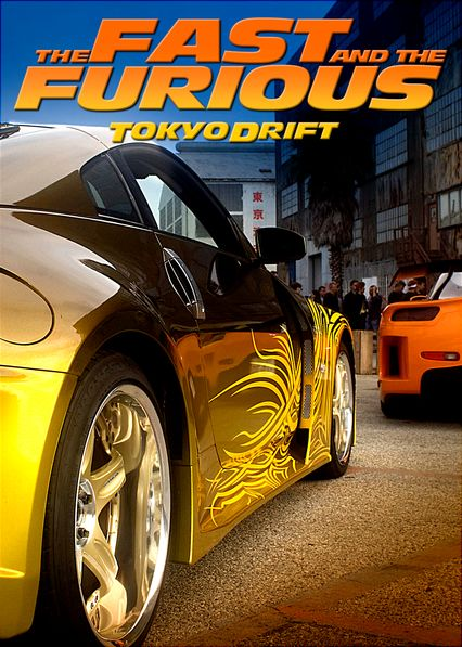 The Fast and the Furious: Tokyo Drift on Netflix USA