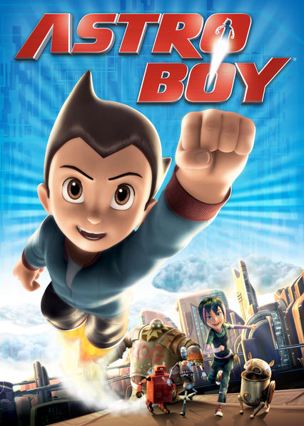 Astro Boy on Netflix USA