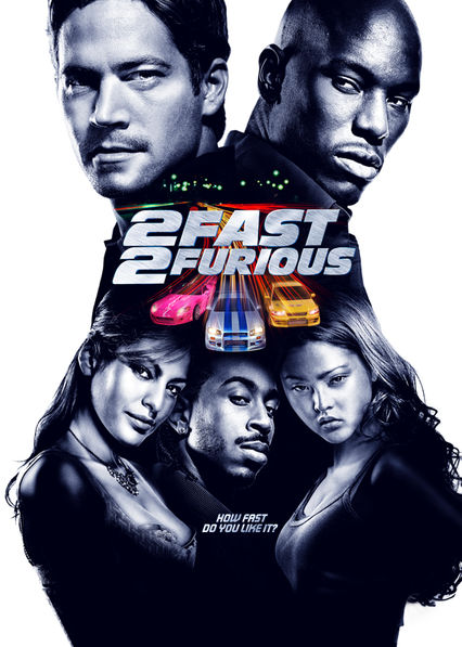 2 Fast 2 Furious on Netflix USA
