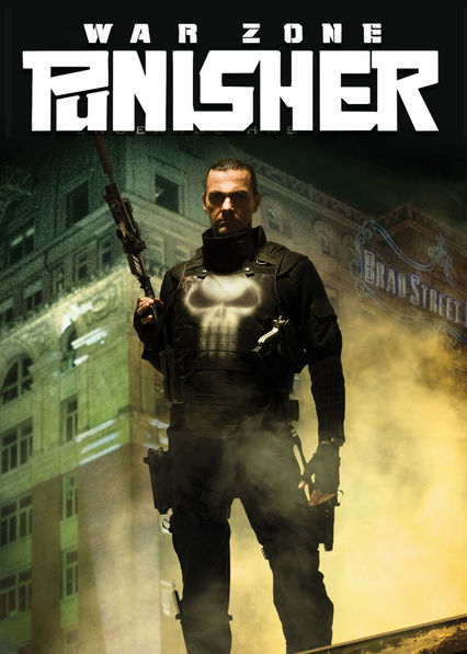 Punisher: War Zone on Netflix USA
