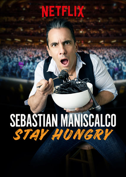 Sebastian Maniscalco: Stay Hungry on Netflix USA