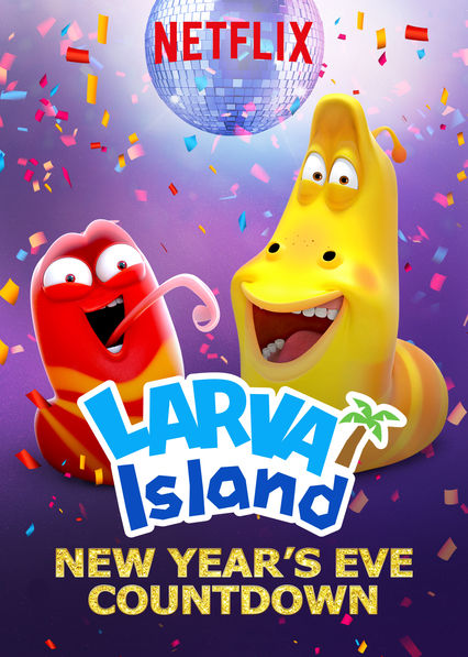 Larva Island: New Year's Eve Countdown on Netflix USA