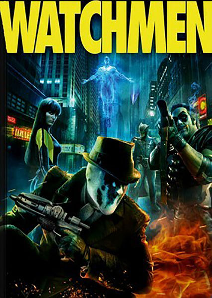 Watchmen on Netflix USA