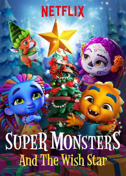 Super Monsters and the Wish Star on Netflix USA