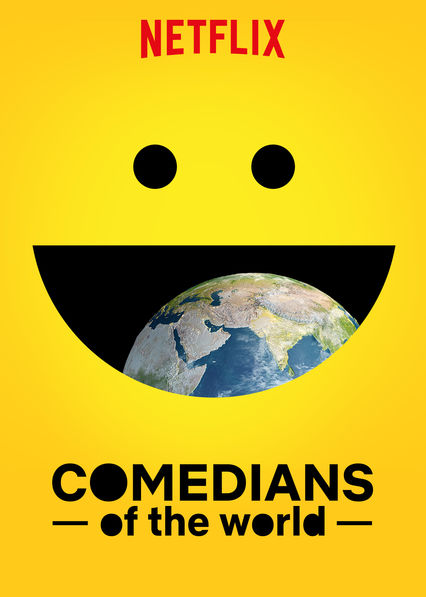 COMEDIANS of the world on Netflix USA