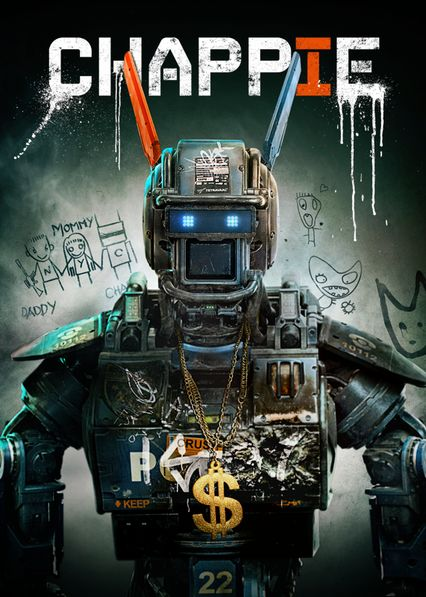 Chappie on Netflix USA
