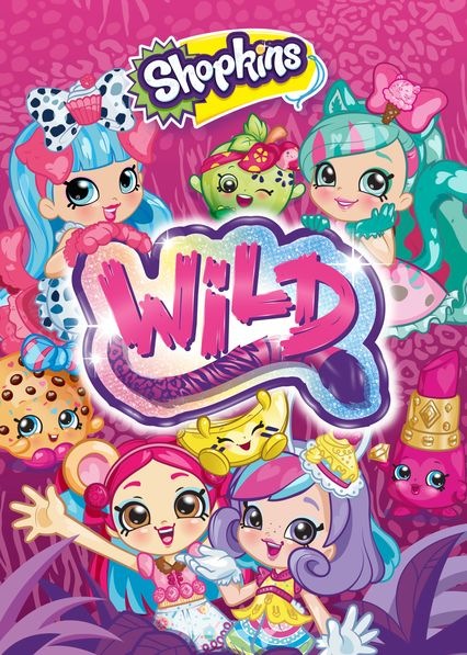 Shopkins: Wild on Netflix USA