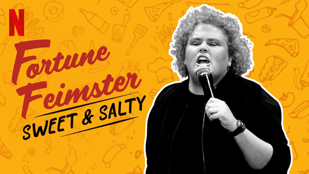 Fortune Feimster: Sweet & Salty on Netflix USA