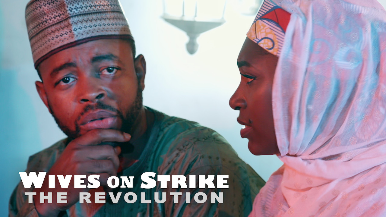 Wives on Strike: The Revolution on Netflix USA