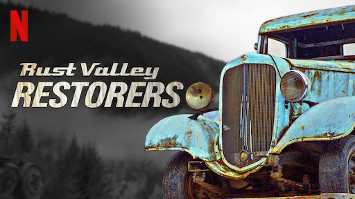 Car Masters: Rust to Riches | Netflix Official Site