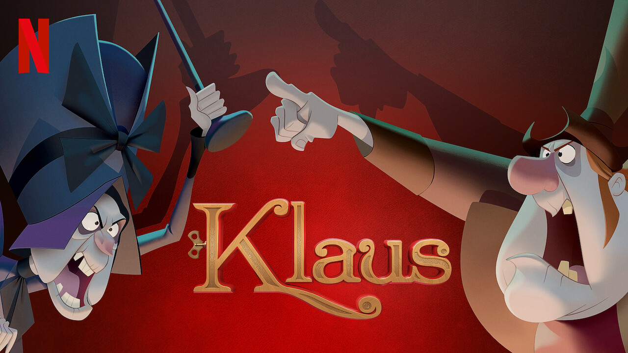 Klaus on Netflix USA