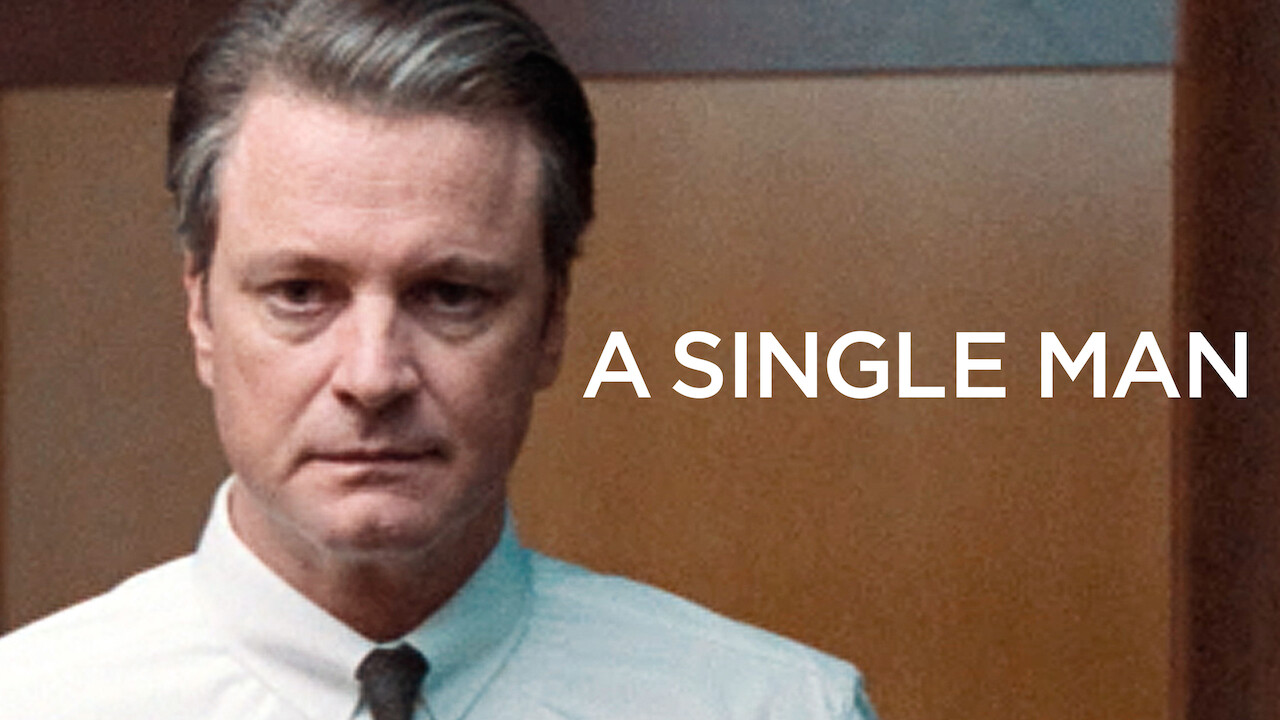 A Single Man on Netflix USA