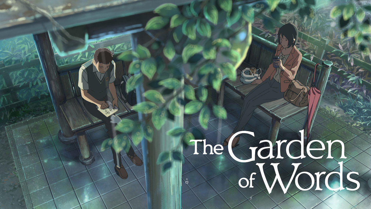 The Garden of Words on Netflix USA