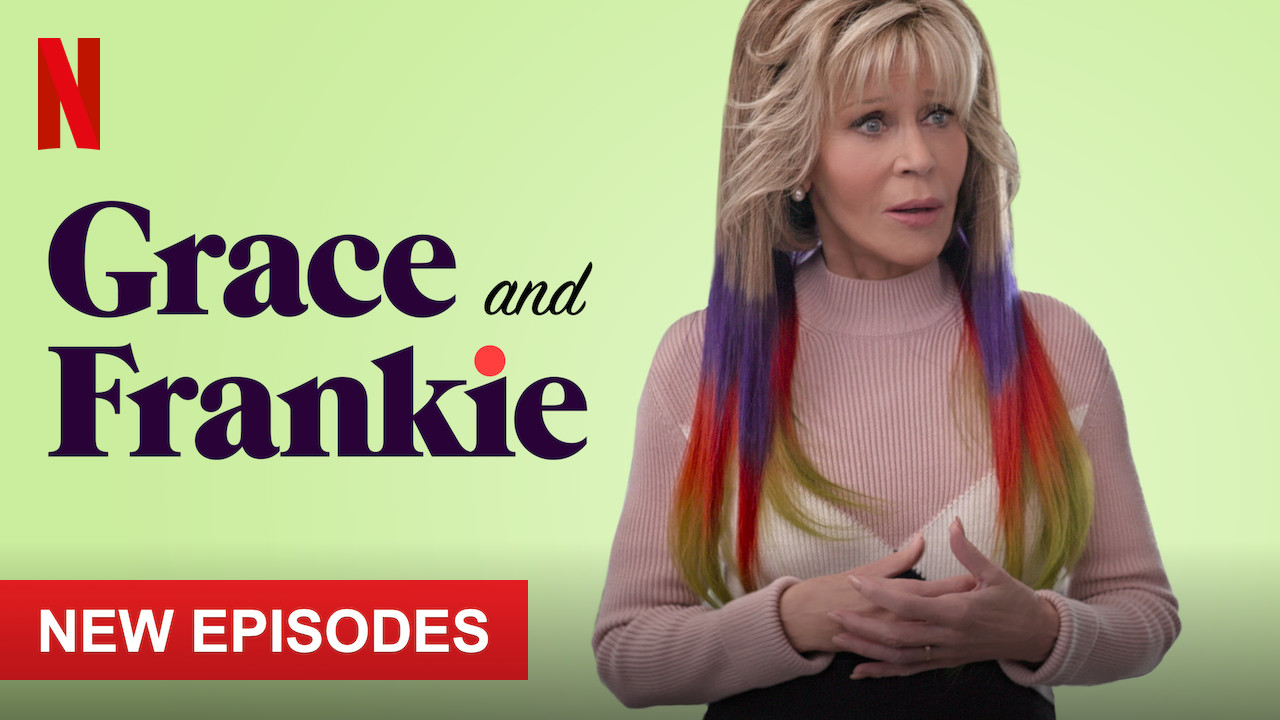 Grace and Frankie on Netflix USA