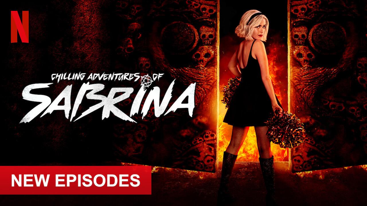 Chilling Adventures of Sabrina on Netflix USA